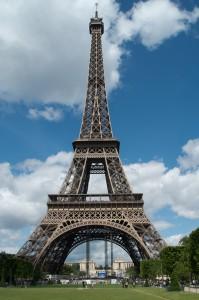 Fotorecht: Eifelturm in Paris